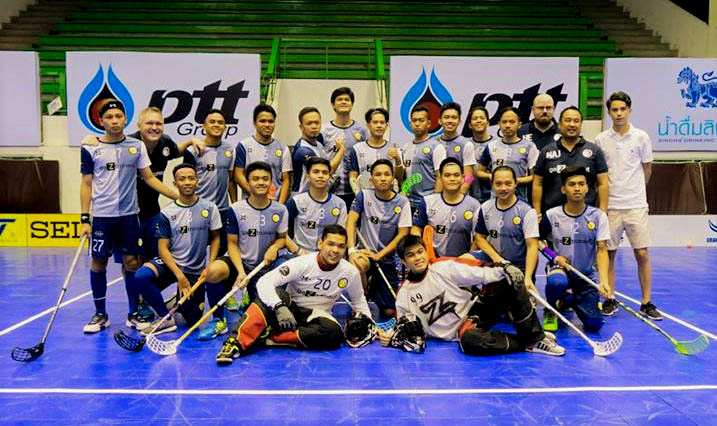 Philippine national floorball team